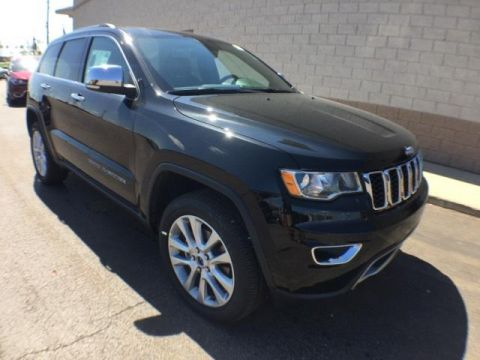 NEW 2017 JEEP GRAND CHEROKEE LIMITED 4X4