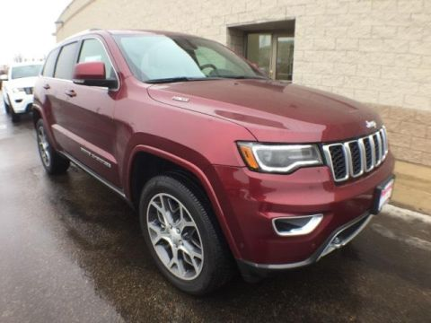 NEW 2018 JEEP GRAND CHEROKEE STERLING EDITION 4X4 4WD