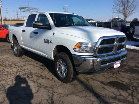 NEW 2018 RAM 2500 TRADESMAN CREW CAB 4X4 6'4 BOX