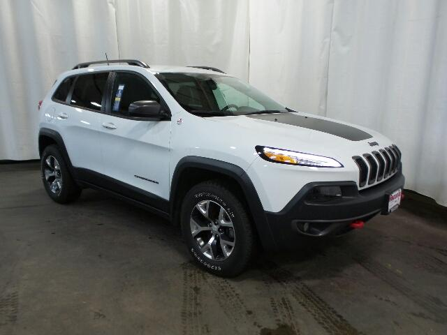 Certified Pre Owned 2017 Jeep Cherokee Trailhawk 4x4 Ltd Avail