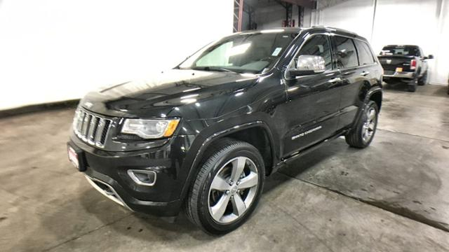 Certified Pre-Owned 2016 Jeep Grand Cherokee 4WD 4dr Overland