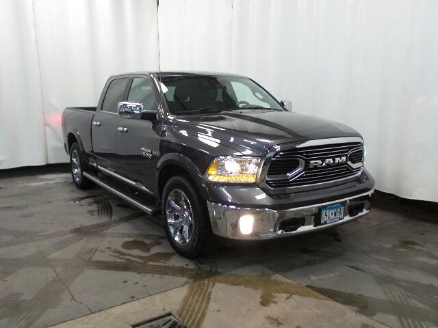 Certified Pre Owned 2017 Ram 1500 Limited 4x4 Crew Cab 6 4 Box