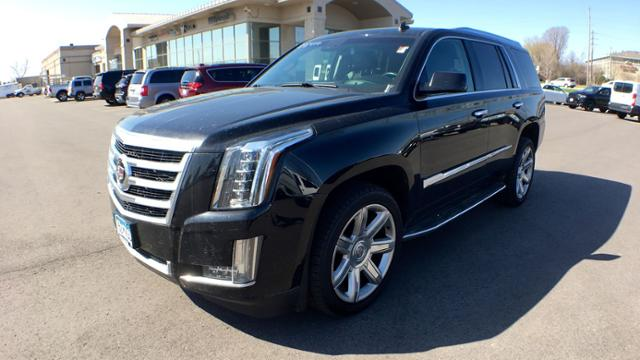 Pre-Owned 2015 Cadillac Escalade 4WD 4dr Luxury