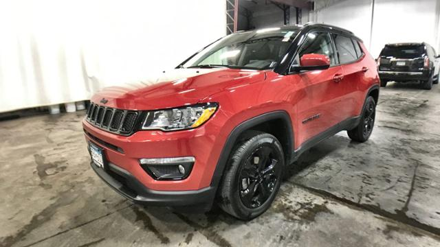 Certified Pre-Owned 2018 Jeep Compass Altitude 4x4