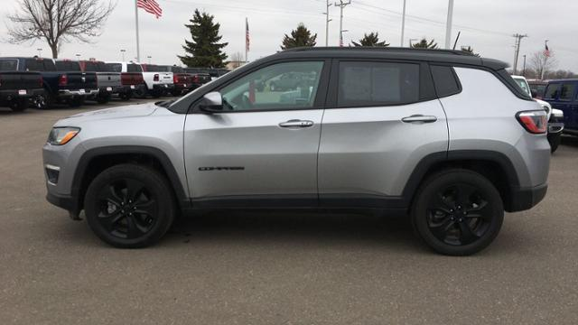 Certified Pre-Owned 2019 Jeep Compass Altitude 4x4