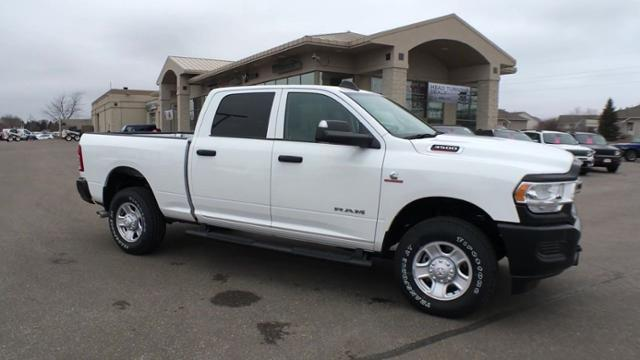 New 2019 Ram 3500 Tradesman 4x4 Crew Cab 6'4 Box