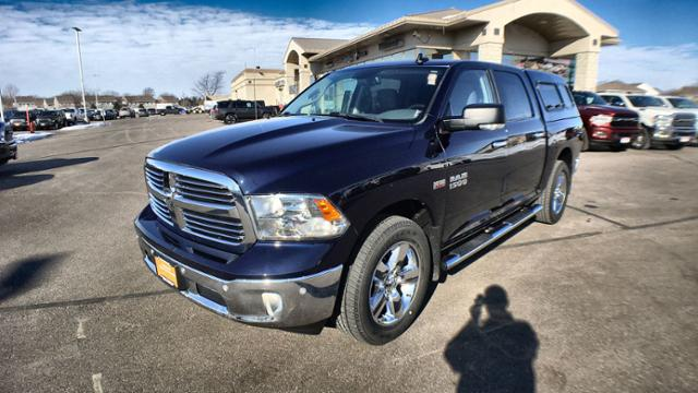 Certified Pre-Owned 2016 Ram 1500 4WD Crew Cab 140.5 Big Horn