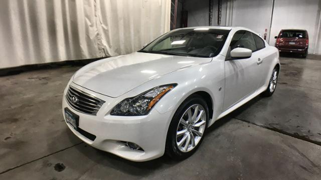 Pre-Owned 2014 INFINITI Q60 2dr Auto Journey RWD