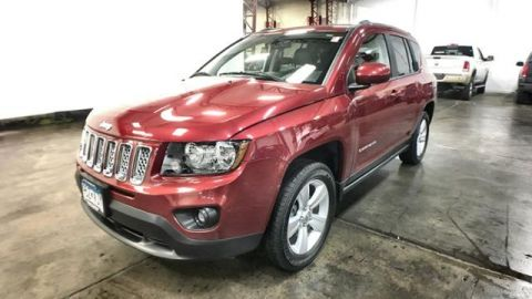 Certified Pre-Owned 2017 Jeep Compass Latitude 4x4 *Ltd Avail*