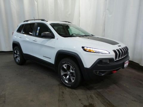 Certified Pre-Owned 2017 Jeep Cherokee Trailhawk 4x4 *Ltd Avail*