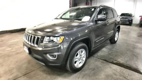 Certified Pre-Owned 2016 Jeep Grand Cherokee RWD 4dr Laredo
