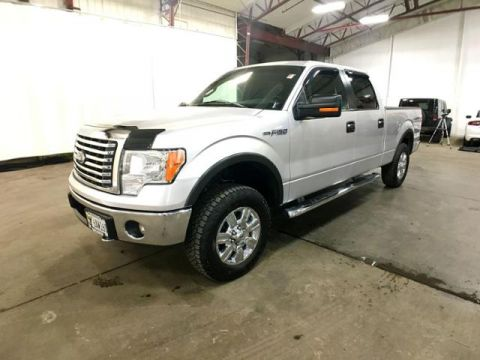 Pre-Owned 2012 Ford F-150 4WD SuperCrew 157 XLT