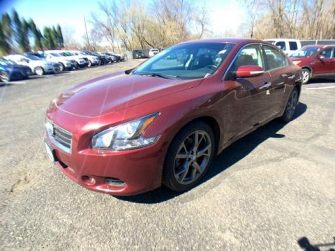 Pre-Owned 2013 Nissan Maxima 4dr Sdn 3.5 SV w/Sport Pkg