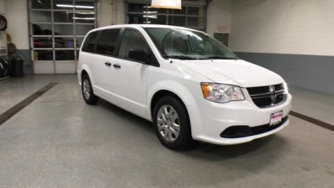 New 2019 Dodge Grand Caravan SE Wagon