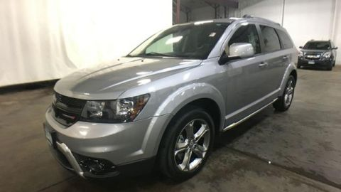 Certified Pre-Owned 2016 Dodge Journey FWD 4dr Crossroad Plus