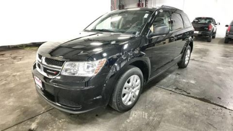 Certified Pre-Owned 2018 Dodge Journey SE AWD