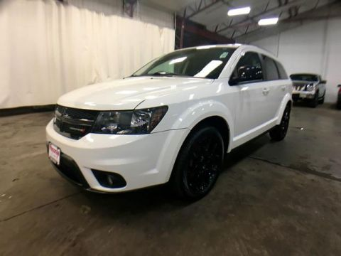 Certified Pre-Owned 2017 Dodge Journey GT AWD
