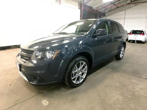 Certified Pre-Owned 2018 Dodge Journey GT AWD