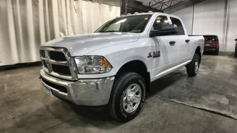 Certified Pre-Owned 2017 Ram 2500 Tradesman 4x4 Crew Cab 6'4 Box