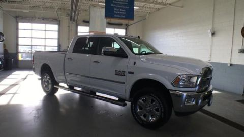 New 2018 Ram 2500 Laramie 4x4 Crew Cab 6'4 Box