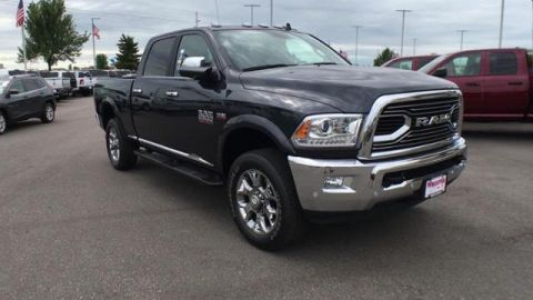 Certified Pre-Owned 2018 Ram 2500 Limited 4x4 Crew Cab 6'4 Box