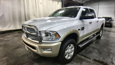 Pre-Owned 2014 Ram 2500 4WD Crew Cab 149 Longhorn