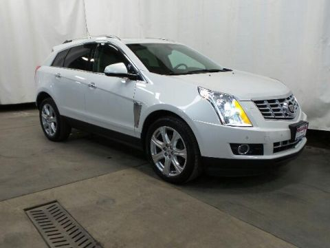 Pre-Owned 2014 Cadillac SRX AWD 4dr Performance Collection