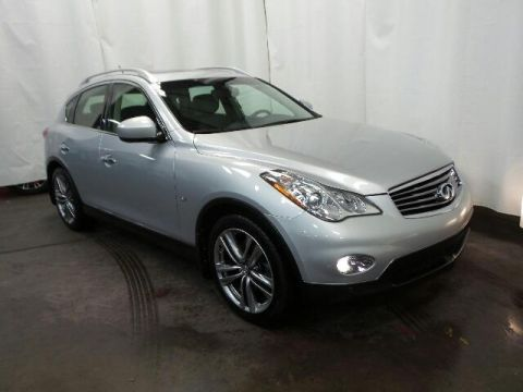Pre-Owned 2014 INFINITI QX50 AWD 4dr Journey