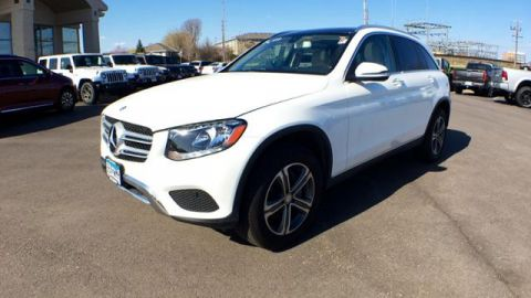 Pre-Owned 2017 Mercedes-Benz GLC GLC 300 4MATIC® SUV
