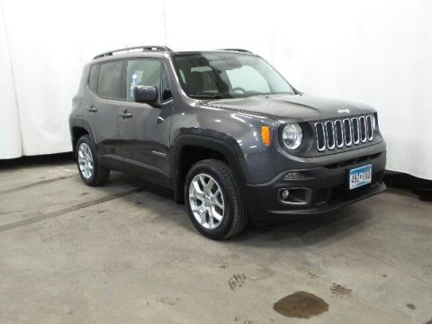 Certified Pre-Owned 2016 Jeep Renegade 4WD 4dr Latitude